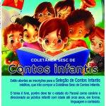 Abertas inscrições para coletânea de contos infantis do Sesc PR