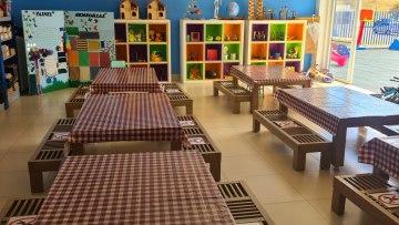 Refeitório Educação Infantil