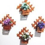 Oficina na Biblioteca – Nichos para Flores – 19/06/2021 – 10:00