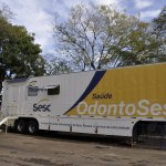 Atendimentos gratuitos do OdontoSesc em Almirante Tamandaré iniciam nesta sexta-feira (25)