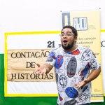 O Universo das Histórias Africanas, com Keydson Costa – 02/08/2021 a 06/08/2021 – 19:30