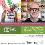 Processos criativos: figurino e cenografia – 22/06/2021 – 18:00