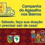 Campanha do Agasalho promove mutirão de arrecadação Marechal Cândido Rondon neste sábado (19)