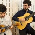 Shows no Café do Paço: Duo Lucas Miranda e Vinícius Araújo – 01/09/2021 – 13:00