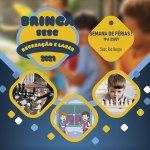 Brinca Sesc – Semana Recreativa – 23/09/2021 – 13:30