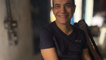 Café com Quê?: Amor em tempos de ódio, com Eduardo Baccarin – 05/08/2021 – 19:30