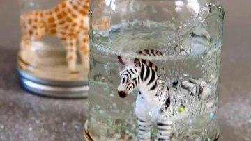 Oficina na Biblioteca: Globo de vidro divertido – 07/08/2021 – 10:30