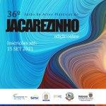 Estão abertas as inscrições para o 36º Salão de Artes Plásticas de Jacarezinho