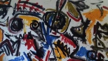 Exposição Compondo com vermelho, amarelo e azul – 27/08/2021 a 31/10/2021 – 09:00