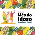 Outubro Mês do Idoso – Sesc Nova Londrina – 01/10/2021 a 22/10/2021 – 09:00