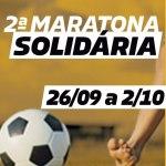 Inscrições abertas para a 2ª Maratona Solidária Sesc PR