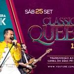 "Live Primavera do Rock com ""Classical Queen"" – 25/09/2021 – 19:00"