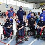 Sesc Portão sedia seletiva paranaense de Bocha Paralímpica