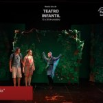 Espetáculo baseado na obra dos Irmãos Grimm é encenado na 1ª Mostra Sesc de Teatro Infantil